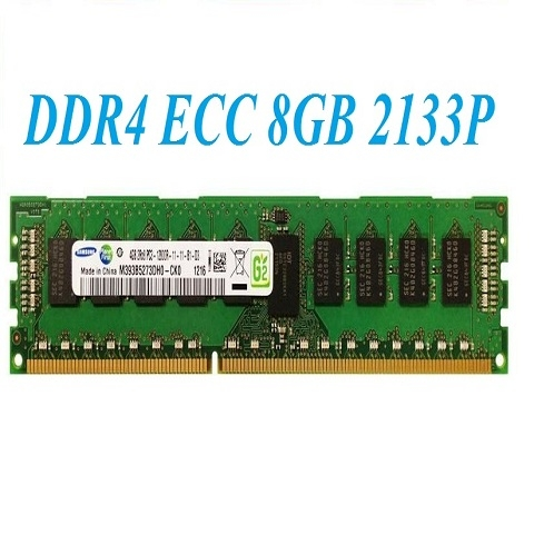 DDR4 ECC Registered 8GB 2133P