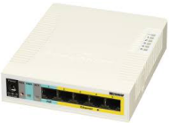 ETHERNET ROUTER RB260GSP