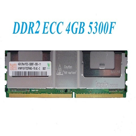 DDR2 ECC Registed 4GB/667-5300F
