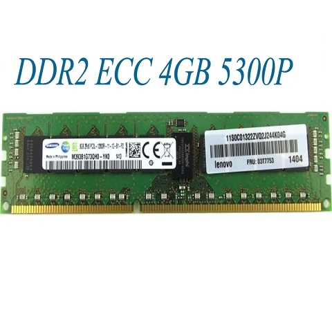 DDR2 ECC Registed 4GB/667-5300P