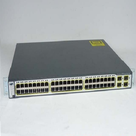 Cisco WS-C3750-48PS-SE