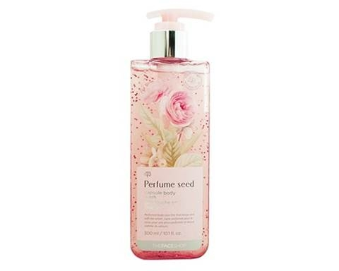 Sữa tắm The Face Shop Perfume seed