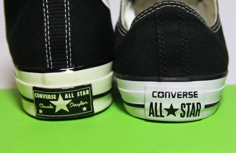 a8afd55239ec converse 1970s. Logo gót giày mẫu 1970s màu đen   Converse all star hoặc Converse  all star - Chuck Taylor