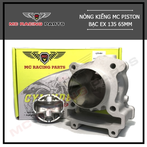 NÒNG KIẾNG MC PISTON BẠC EX 135 65MM - MC 554