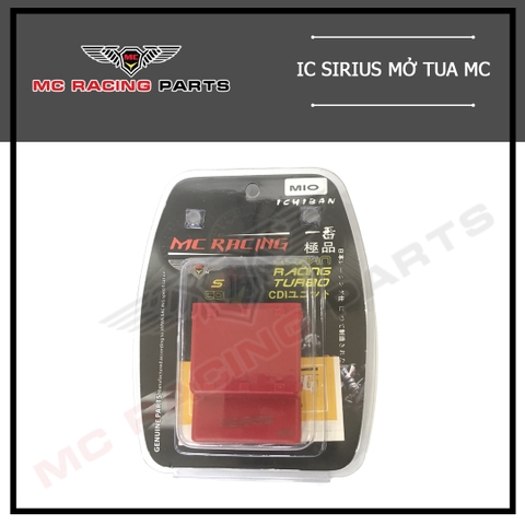 IC SIRIUS MỞ TUA MC - MC 008