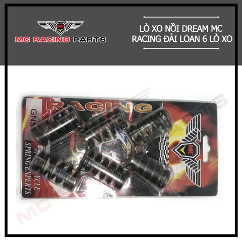 LÒ XO NỒI DREAM MC RACING ĐÀI LOAN 6 LÒ XO - MC 054