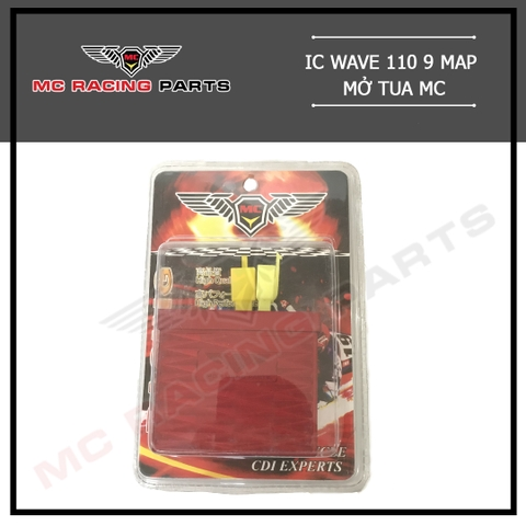 IC WAVE 110 9 MAP MỞ TUA MC - MC 027