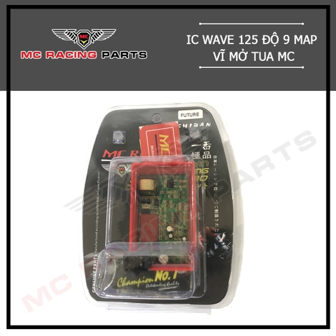 IC WAVE 125 MỞ TUA MC - MC 013