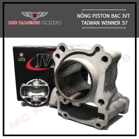 NÒNG PISTON BẠC JVT TAIWAN WINNER 57 - MC 586