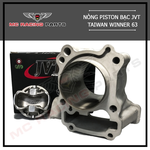 NÒNG PISTON BẠC JVT TAIWAN WINNER 63 - MC 587