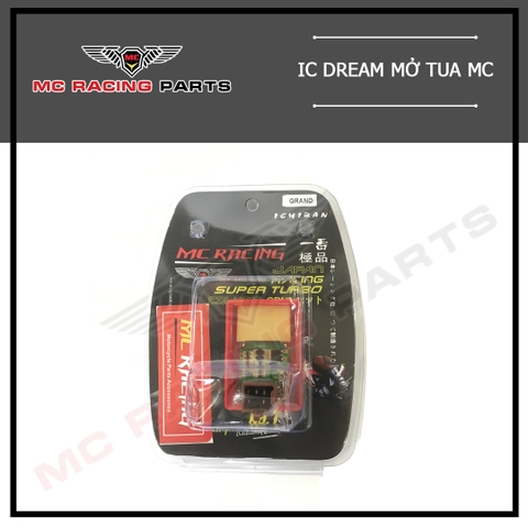 IC DREAM MỞ TUA MC - MC 001