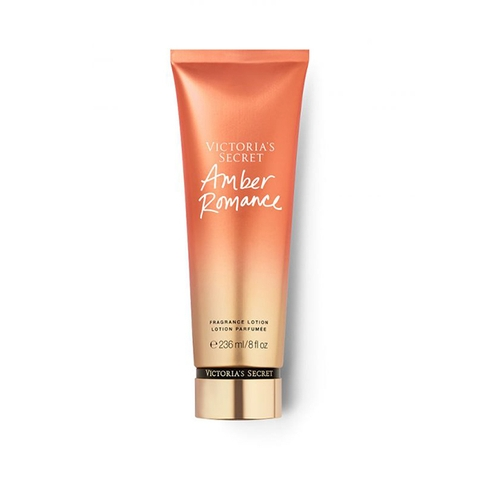 SỮA DƯỠNG THỂ VICTORIA'S SECRET FRAGRANCE LOTION AMBER ROMANCE.