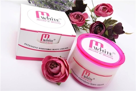KEM WHITENING BODY CREAM MWHITE