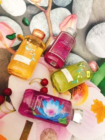 Sữa tắm Bath & Body Works Shower Gel