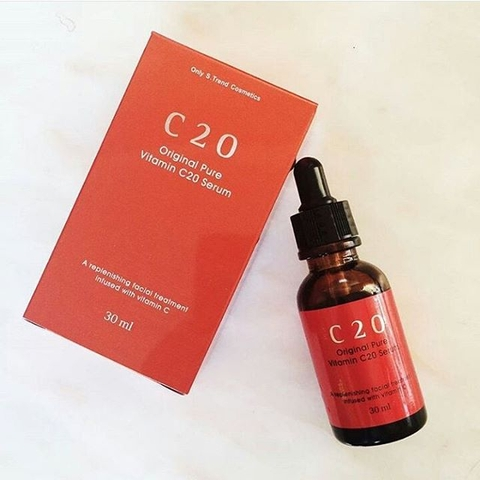 Tinh Chất C20 Original Pure Vitamin C20 Serum