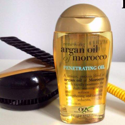 Dầu Dưỡng Tóc OGX Renewing Argan Oil Of Morocco Penetrating Oil.