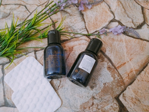 Dầu Tẩy Trang Kiehl's Midnight Recovery Botanical Cleansing Oil