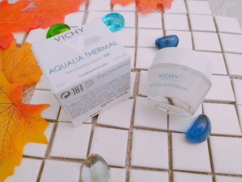 Gel Dưỡng Ẩm Vichy Aqualia Thermal Mineral Water Gel