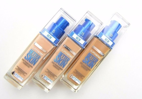 Kem nền Maybelline Superstay Better skin