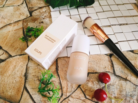 Kem Nền Eglips Blur Wearing Foundation SPF30 PA++