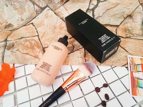 MAC - KEM NỀN FACE AND BODY FOUNDATION