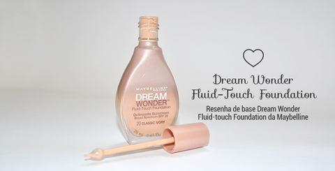 KEM NỀN MAYBELLINE DREAM WONDER