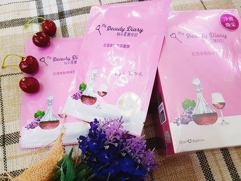 MY BEAUTY DIARY - RED VINE REVITALIZING (RƯỢU VANG)