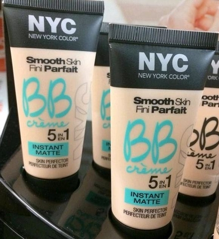 BB cream 5in1 Skin Perfector NYC *Hàng xácg tay UK*