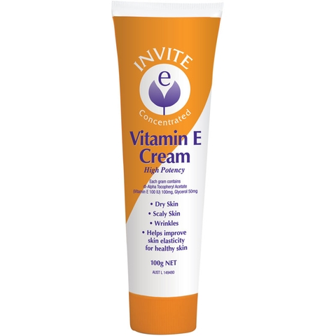 Vtamin E Cream High Potency
