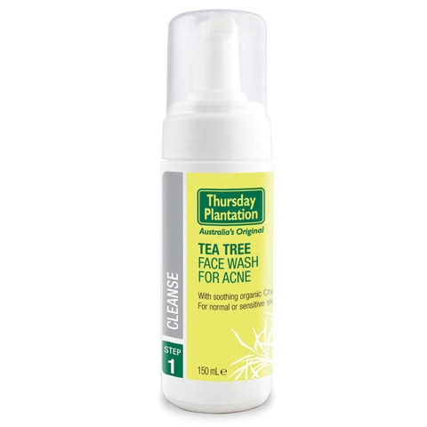 TEA TREE FACE WASH FOR ACNE 150ml