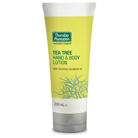 TEA TREE HAND & BODY LOTION