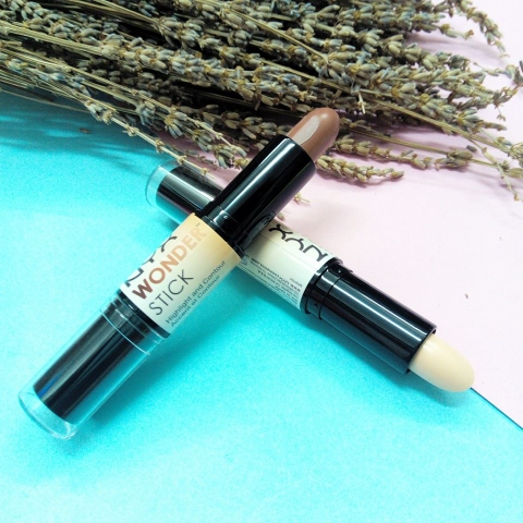 TẠO KHỐI NYX HIGHLIGHT & CONTOUR WONDER STICK