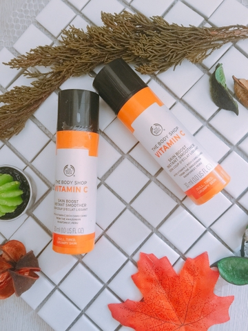 Tinh chất dưỡng The Body Shop Vitamin C Skin Reviver Instant Smoother