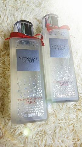 NƯỚC HOA VICTORIA'S SECRET WINTER PARIS BODY MIST/WOMENS SPLASH
