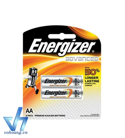 Pin AA Energizer Advanced X91 RP2