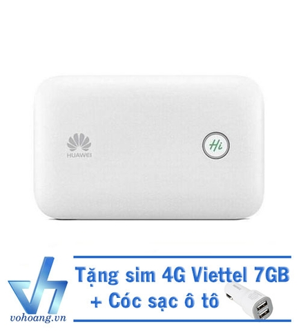HUAWEI E5771S-856 - WiFi 4G LTE - 9.600 mAh battery