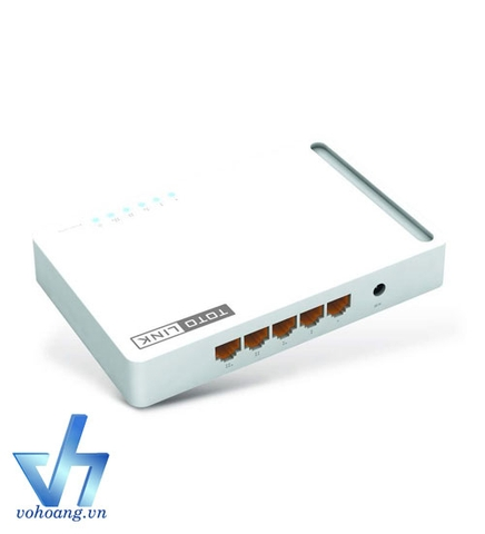 Totolink S505 - Switch 5-port 10/100Mbps