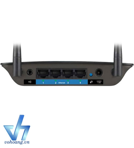 LINKSYS RE6500HG - Range extender Dual-Band AC1200 + 4 LAN