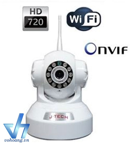 J-Tech JT-HD4110-W - Camera IP HD xoay