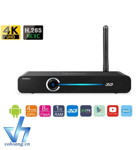 Himedia Q3 IV - Android TV box