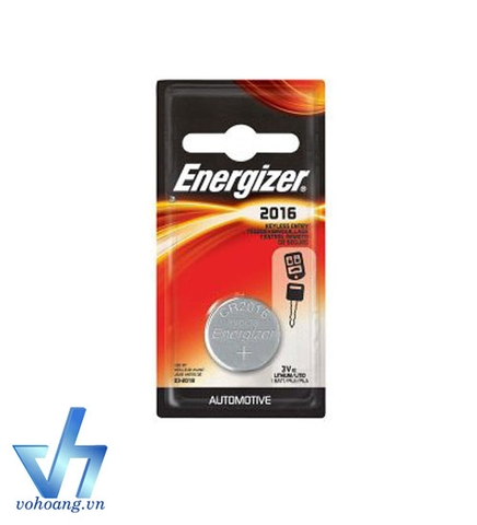 Pin CR2016 Energizer 3V BP1