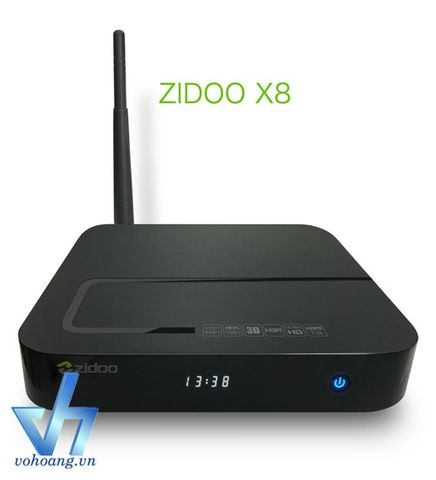 Smart TV Box Zidoo X8