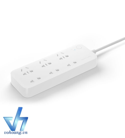 Xiaomi SMART power strip - 6 ổ điện WiFi
