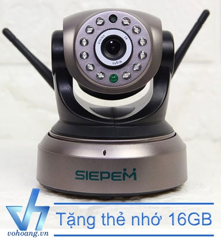 Camera IP S6203Y PLUS 720p HD - 2 anten