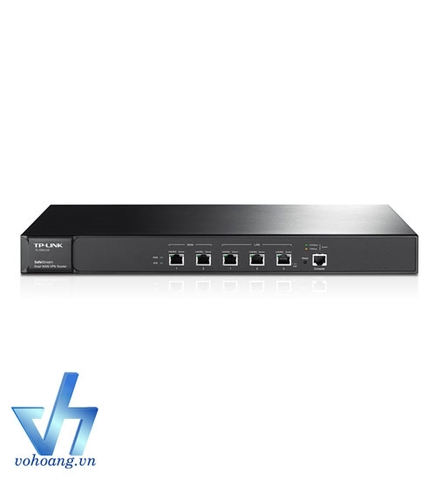 TP-LINK TL-ER6120 - SafeStream Gigabit Multi-WAN - VPN Router
