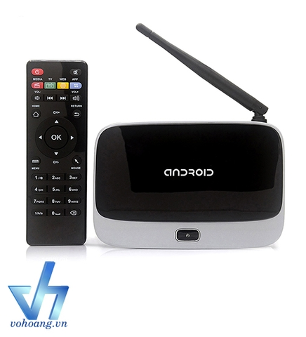 CS918 Android TV - Androix box giá rẻ