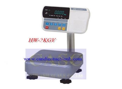 Cân bàn điện tử HW-15-KGV - Cân Chi Anh
