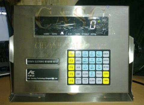 Đầu hiển thị kỹ thuật số D2008FA hãng sản xuất Keli