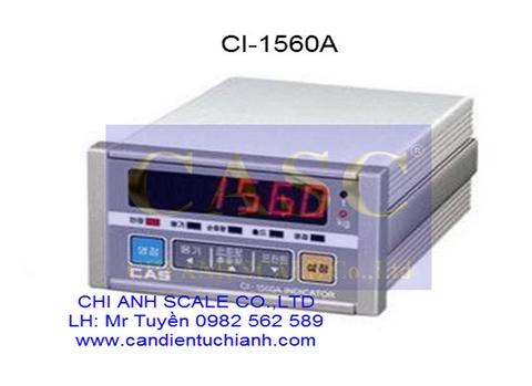 Đầu cân đóng bao CI-1560A
