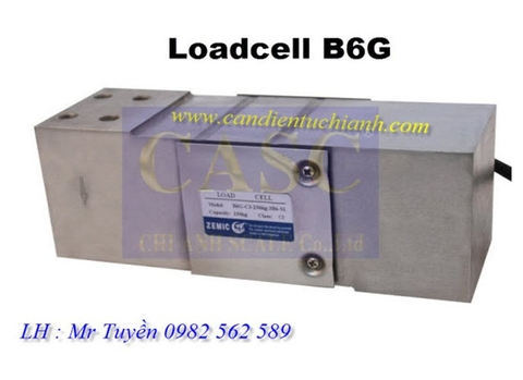 Loadcell B6G Zemic